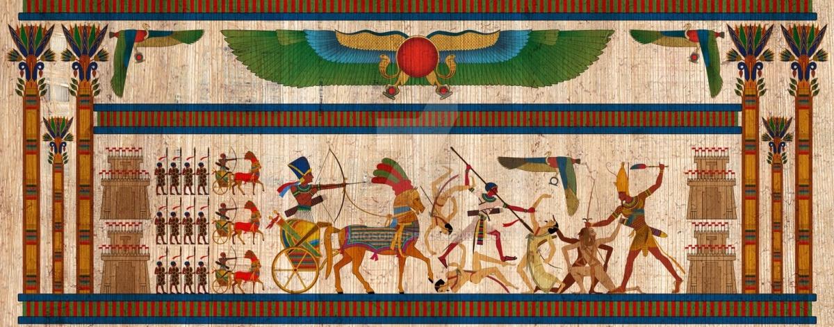 [I gay sono sempre esistiti?] Gli antichi Egizi